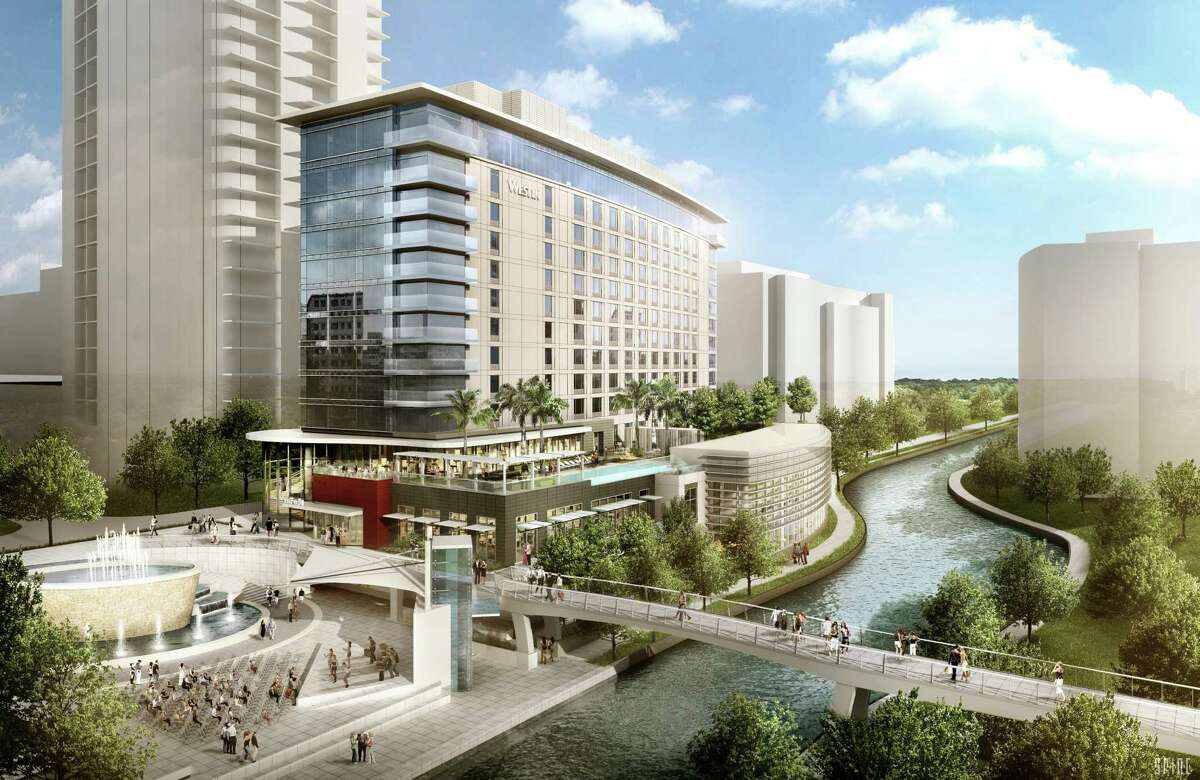 Work is underway on the new Westin hotel in The Woodlands. The Westin, The Woodlands, which will be the fifth for the brand in the Houston area, is also scheduled to open at the end of 2015.
