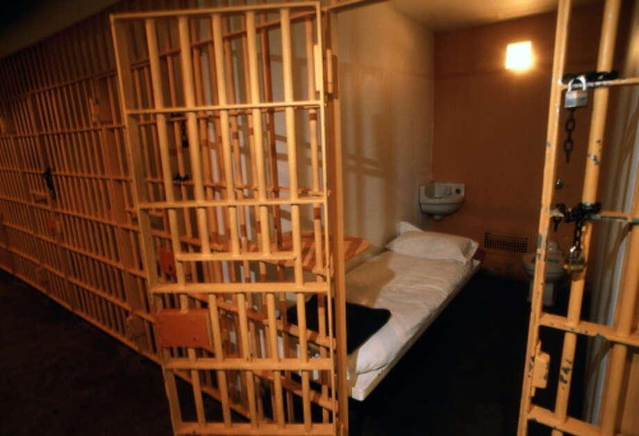 USA, Texas, Walls Unit Prison, cell on 'Death Row' Photo: David J Sams, Getty Images / (c) David J Sams