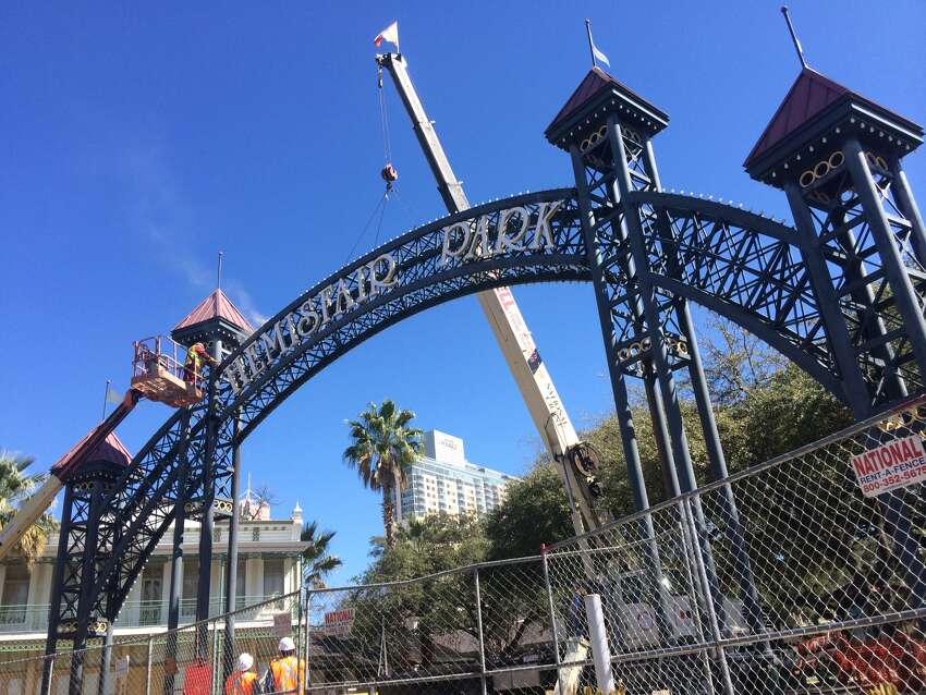 There will be four entrances to the gated portion of the celebration: West Market Street, Alamo and Market streets, Alamo and Nueva streets and Cesar E. Chavez Blvd.