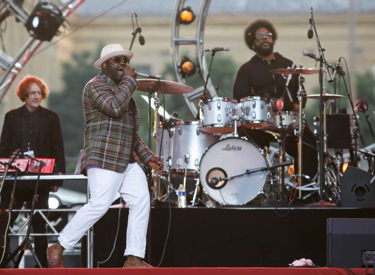The Roots, one of hip-hops most original outfits, will perform at MASS MoCA in August. The two men in front of the group - Questlove, on drums, and Black Thought - have continued to make stunning hip-hop while also finding time to be Jimmy Fallon's band on The Tonight Show as well as touring.