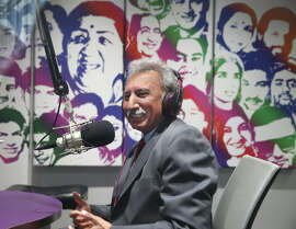 Harmesh Kumar co-hosts a weekly talk show where he discussed comments made by Gov. Bobby Jindal.