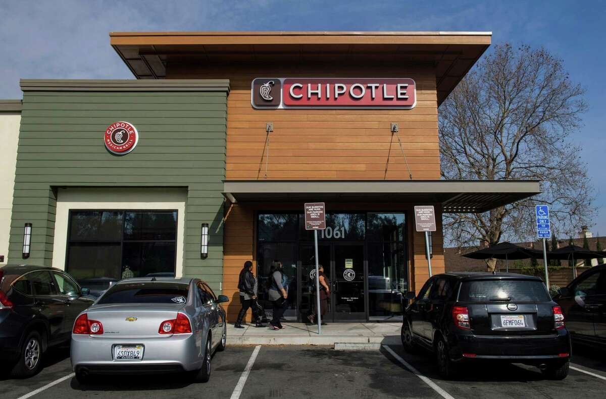 According to CBS DFW , Chipotle banned guns in stores following heavy lobbying from activist groups in 2014.