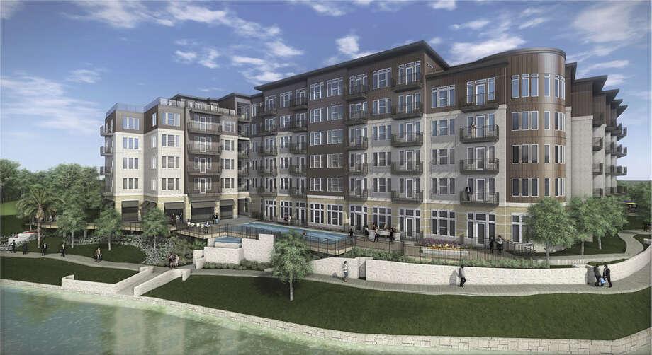 $37M riverfront apartments get conceptual approval - San Antonio ...
