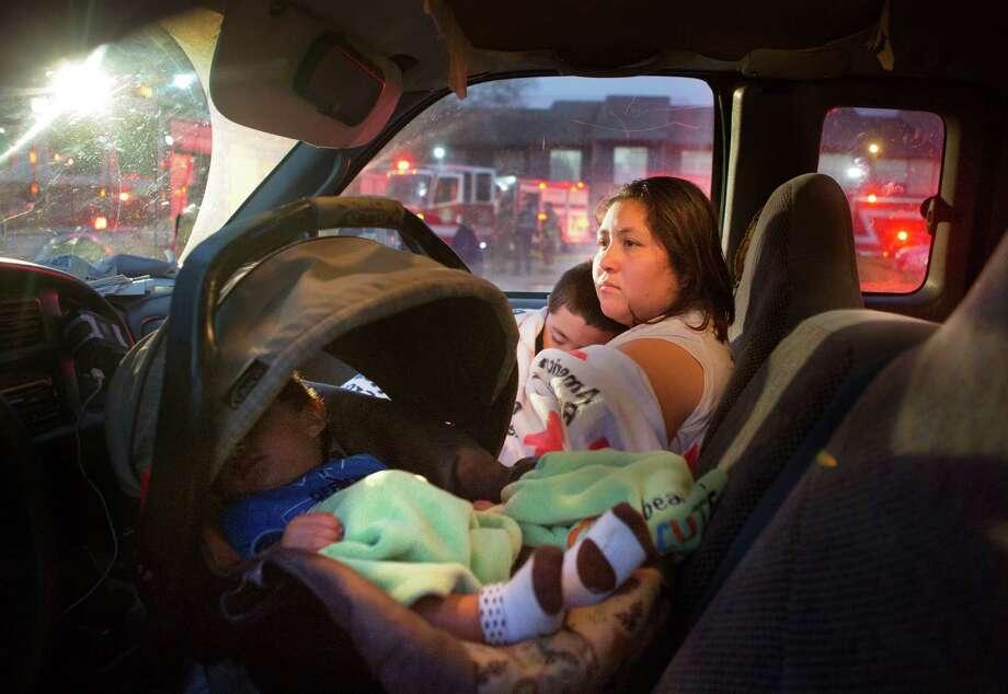 Man Recounts Battle To Save Three Children From Blaze