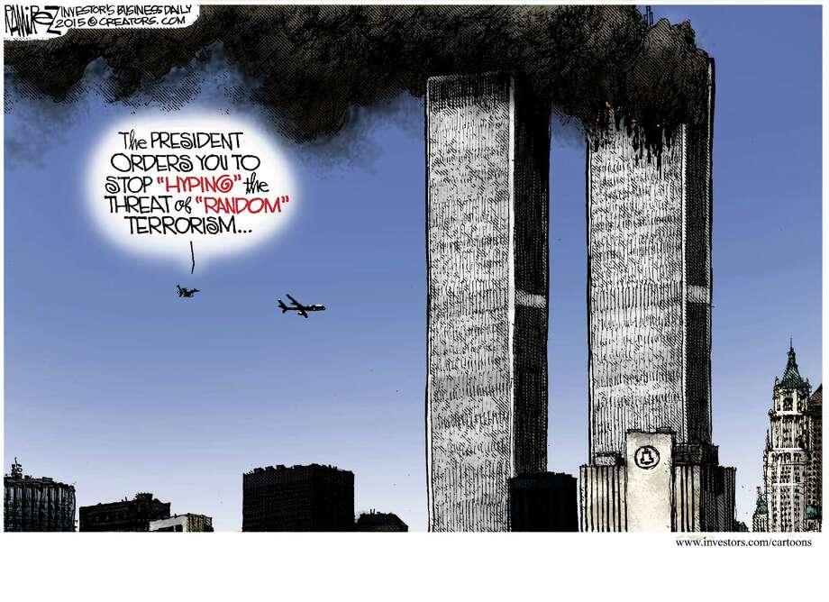 Talking terror