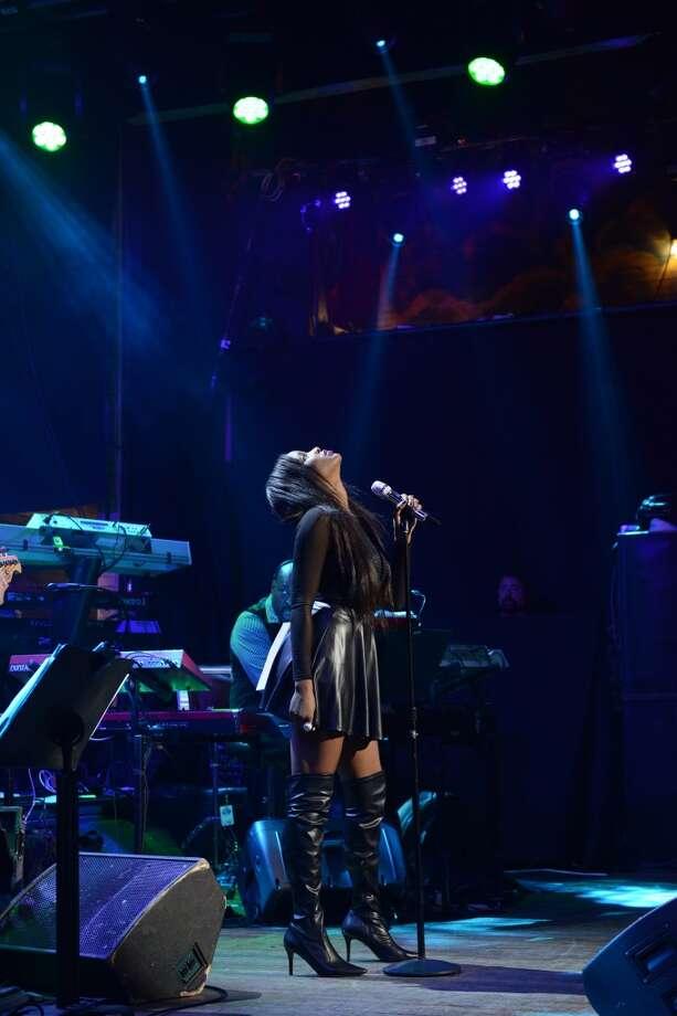 AMERICAN IDOL XIV: Adanna Duru performs at House of Blues.