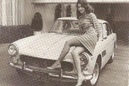 Sandra West (Jan. 2, 1939-March 10,1977) was a Beverly Hills socialite and wife of Texas oil tycoon Ike West (Aug 29, 1934-January 1968).