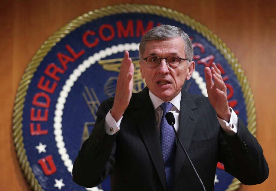 Federal Communications Commission Chairman Tom Wheeler has proposed reclassifying the Internet as a Title II telecommunications utility, paving the way to set formal rules and preventing providers from governing content. Photo: Alex Wong / Getty Images / 2014 Getty Images