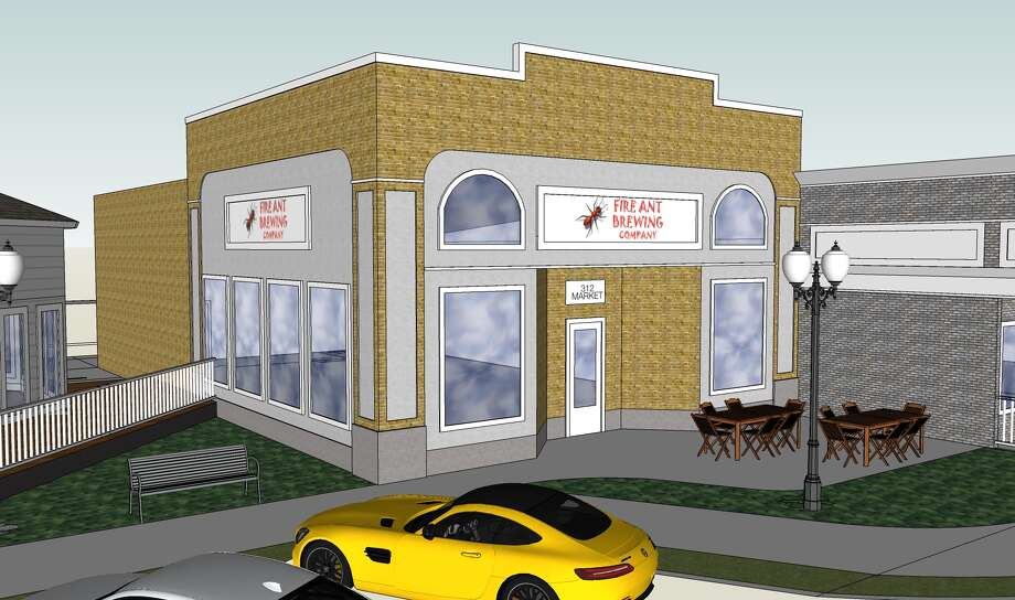 Fire Ant Brewing Co. has announced plans to build a restaurant and brewery in downtown Tomball.