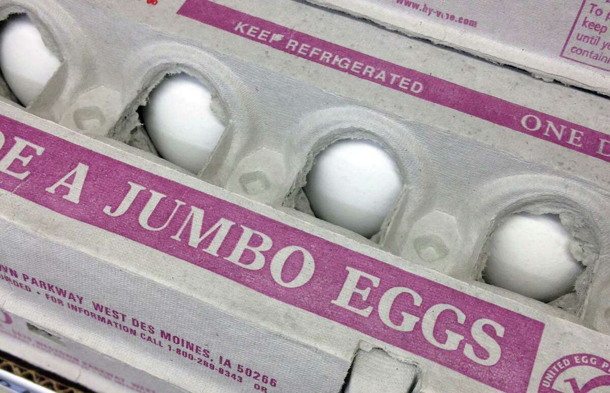"""Cholesterol, including that in eggs, now is """"not considered a nutrient of concern for overconsumption,"""" according to a federal government advisory committee on dietary guidelines."""