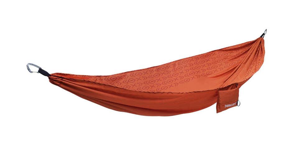 Therm-a-Rest Slacker Single Hammock, $69.95 from www.cascadedesigns.com ÂEarl Harper Photo: ÂEarl Harper / ONLINE_YES