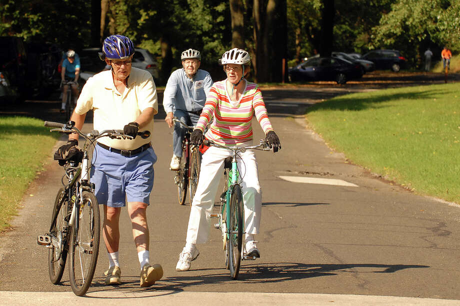 No matter your age, try to find your own style of exercise. Photo: Tom Gralish, MBR / Philadelphia Inquirer
