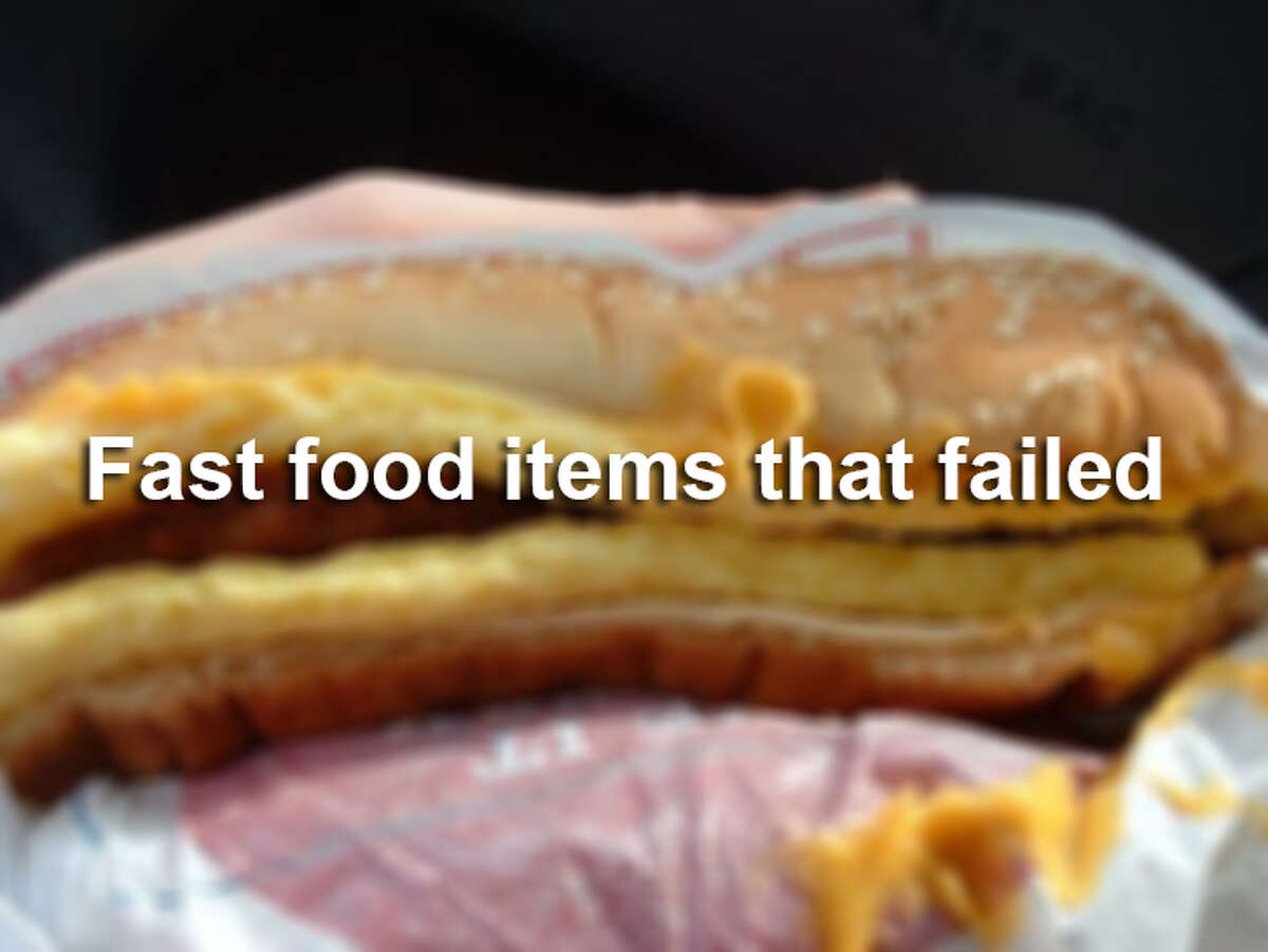 Click through to see 18 of the worst fast food fails in history.