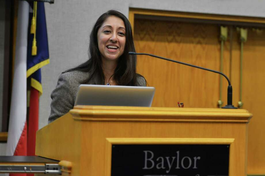Dr. Sharmila Anandasabapathy is the new director of Baylor Global Initiatives. Photo: Baylor College Of Medicine / ONLINE_YES