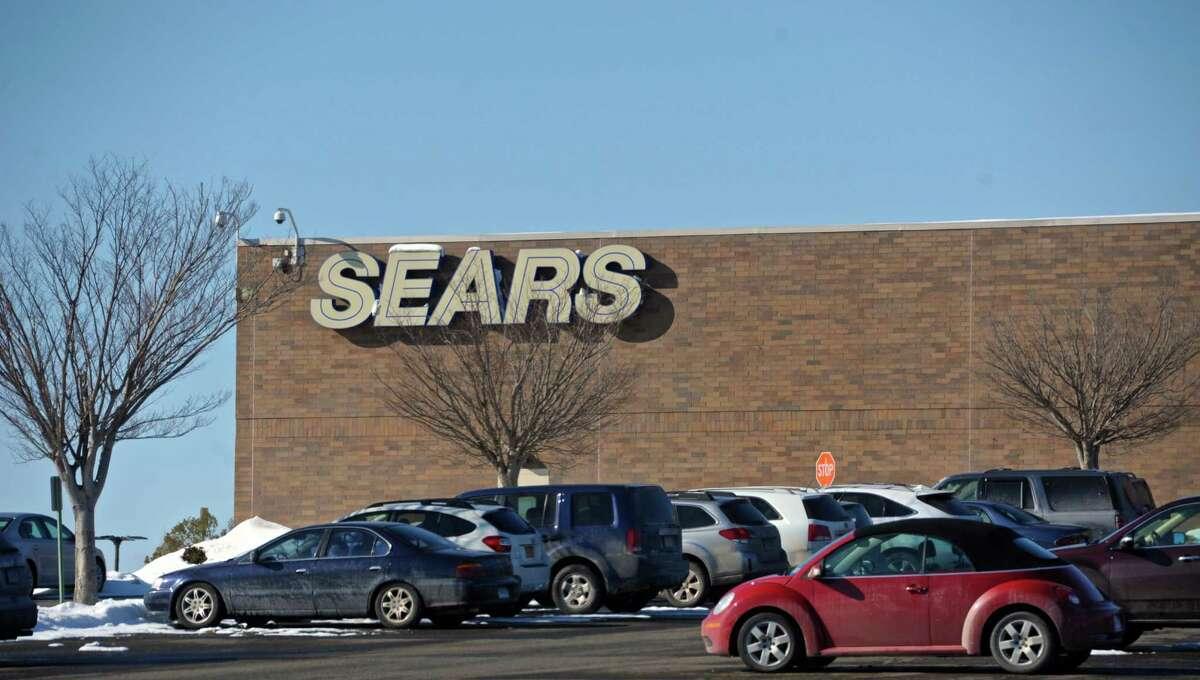 Sears retail space in the Danbury Fair Mall, on Tuesday, February 17, 2015, in Danbury, Conn.