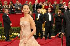 Penelope Cruz, nominee Best Actress in a Leading Role for ?Volver? (Photo by Kevin Mazur/WireImage)