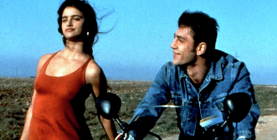"Penélope Cruz and Javier Bardem in ""Jamón Jamón."" Photo: Lolafilms / Lolafilms / ONLINE_YES"