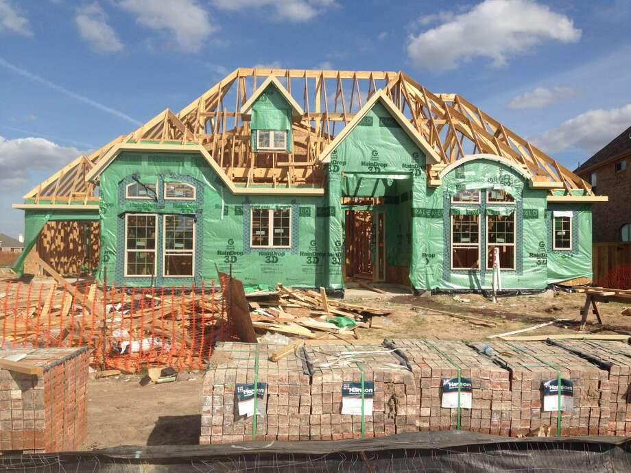 New homes in the Houston area sold for an average of $360,739 in May, based on a 12-month rolling average tracked by HomesUSA.com. Photo: Katherine Feser, Houston Chronicle