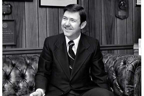 Frank A. Bennack Jr. started his career in San Antonio, becoming publisher of the San Antonio Light before going to work at the Hearst Corp. in New York and rising to its top position. He still has a ranch in the Hill Country and family in San Antonio.