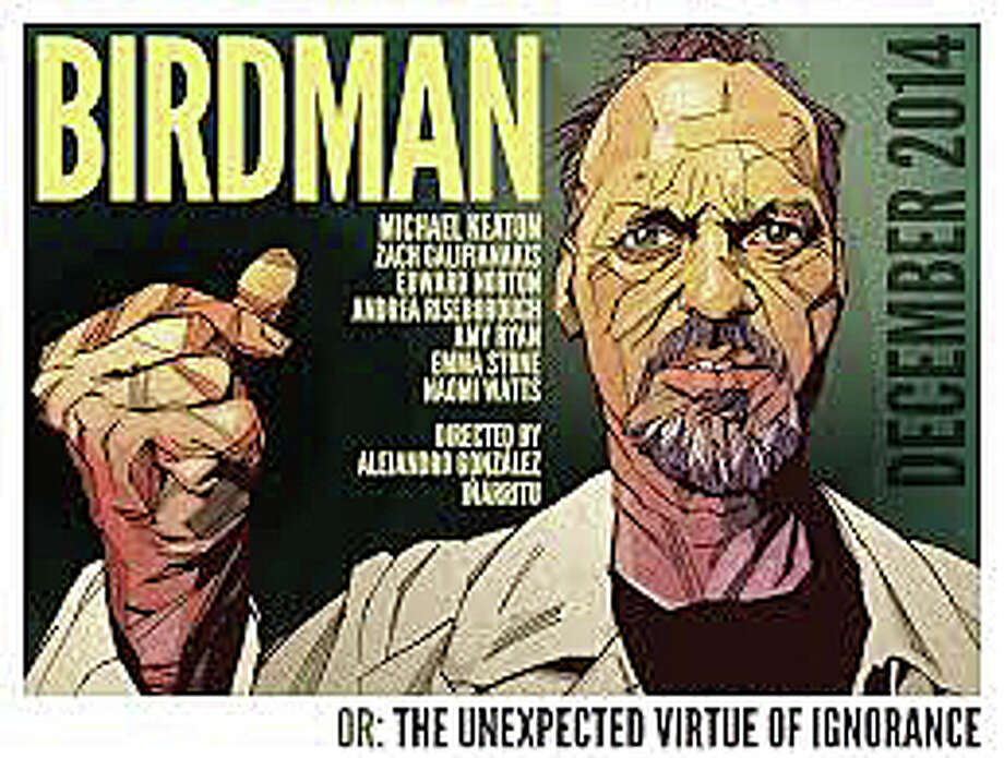 """Birdman"" is expected to win this year's Academy Award for Best Picture, according to film critic Susan Granger. Photo: Contributed Photo / Westport News"
