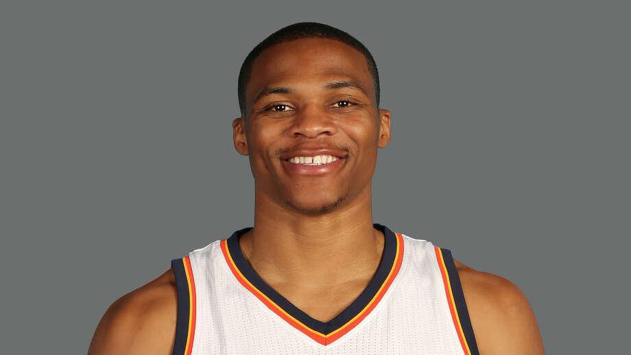 Russell Westbrook  Oklahoma City Thunder    2014 NBA photo Photo: NA / ONLINE_YES