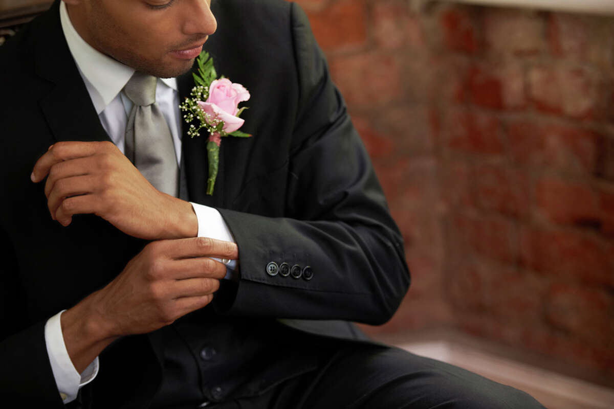 Average Tuxedo Rental Cost: $248