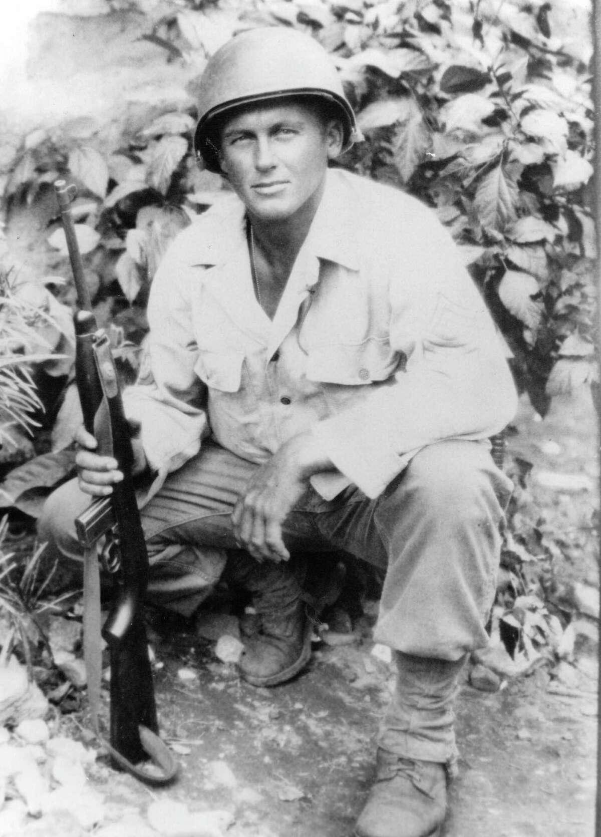 Woodrow Charles Schmidt