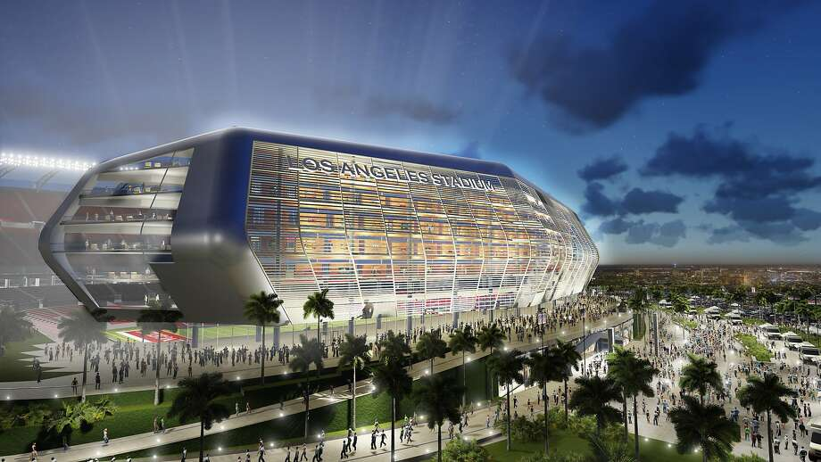 Raiders Chargers Ponder Shared Stadium Near Los Angeles