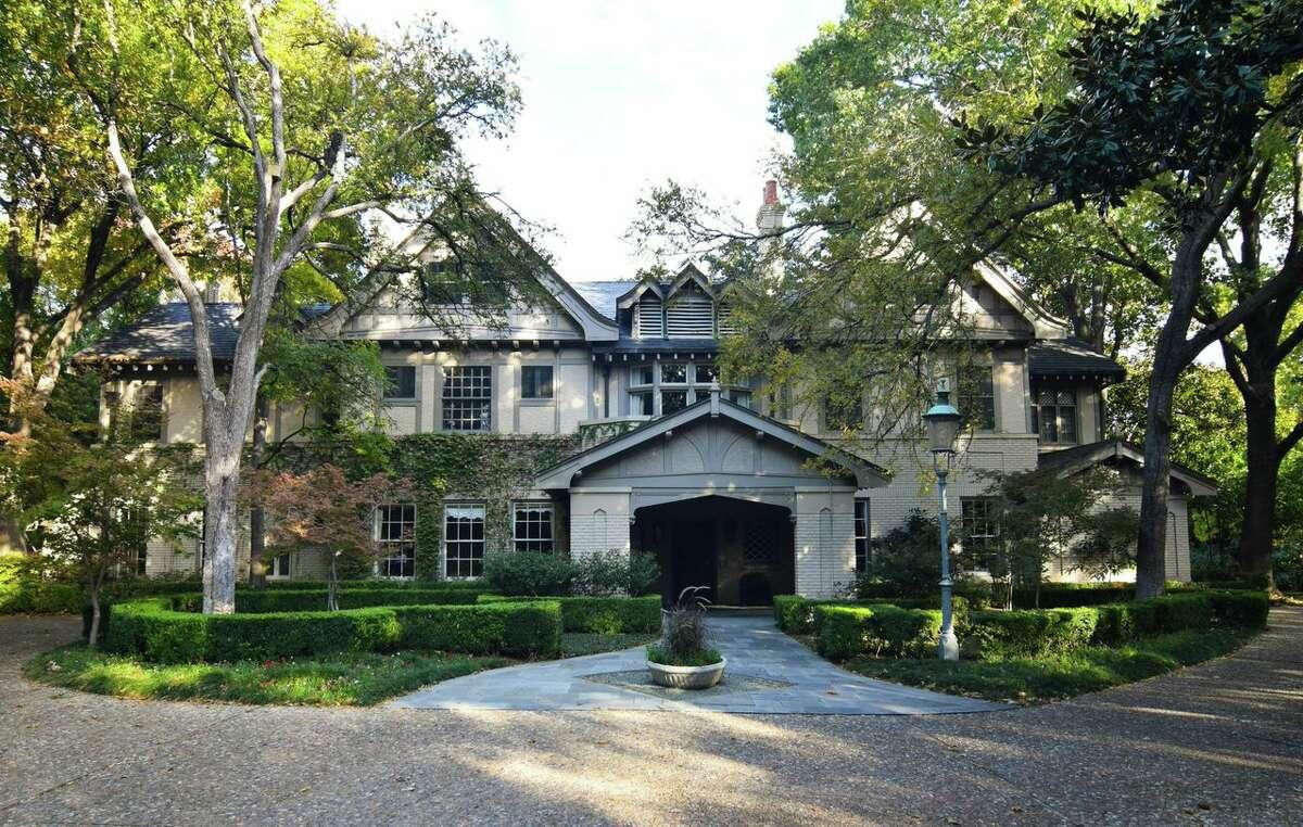 Dallas cotton mansion.