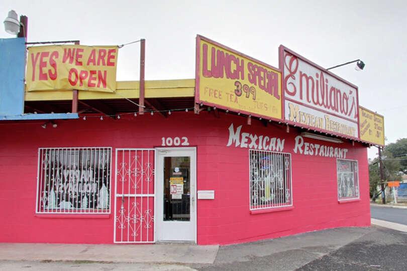 Emiliano Mexican Restaurant San Antonio Tx