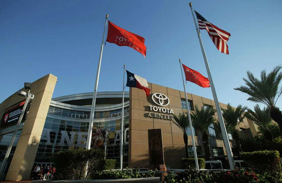 Harris County residents will be able to vote at Toyota Center this presidential election. Photo: Scott Halleran, Getty Images / 2013 Getty Images