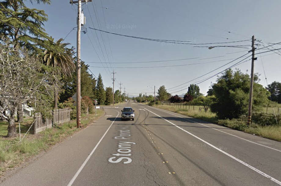 A woman was held captive for three weeks on the 3000 block of Stony Point Road in the Roseland neighborhood of Santa Rosa. Photo: Google Maps