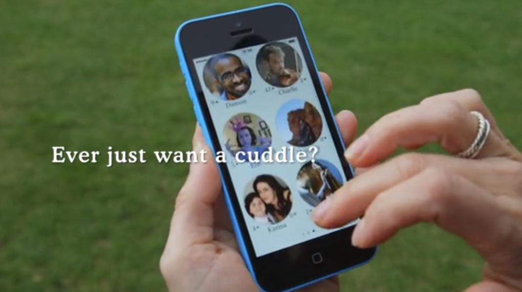 Platonic dating app