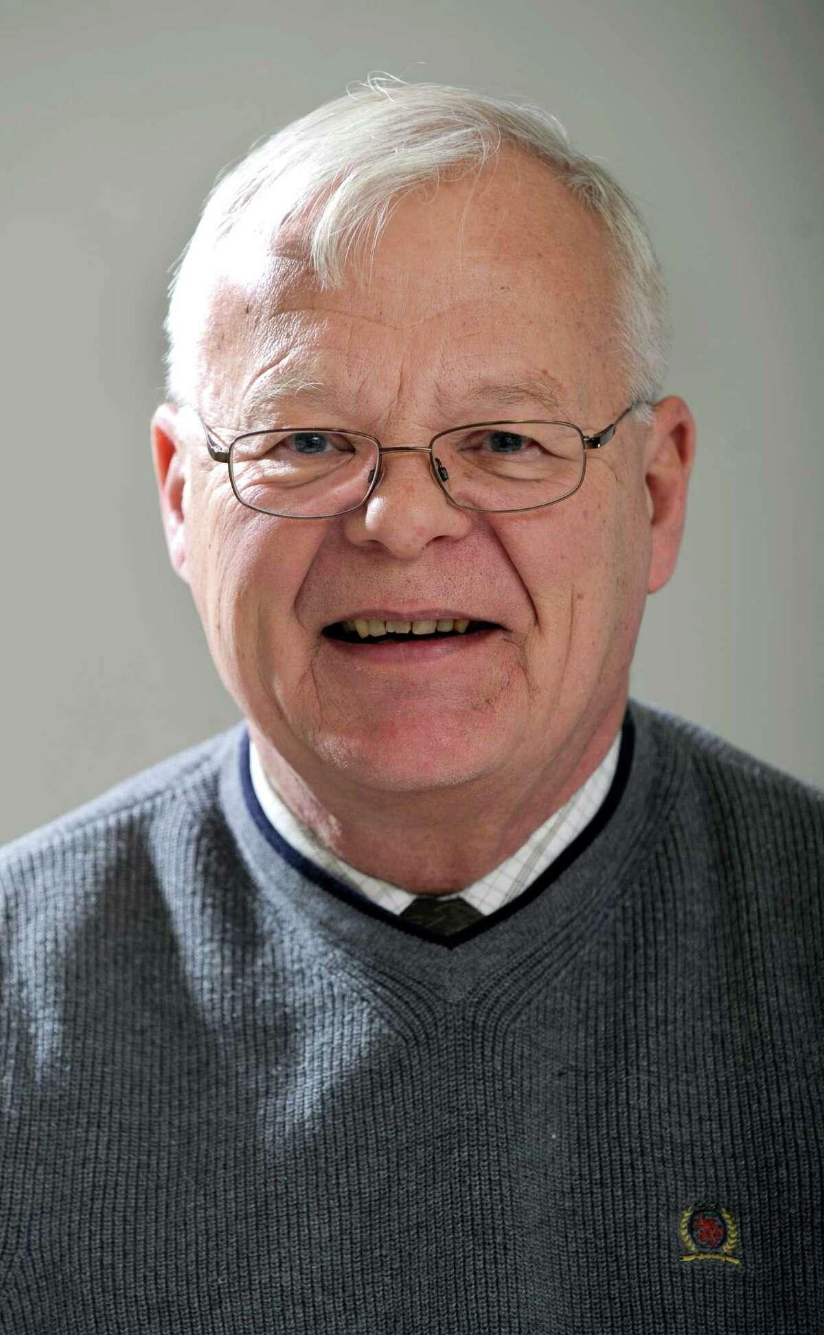 Bill Huegel, interim Pastorate Central Christian Church in Danbury, Conn.