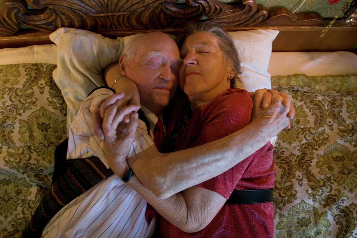 Myth: Only single people use cuddle services. Reality:There are many people in happy, satisfying marriages whose partners don't like to cuddle.