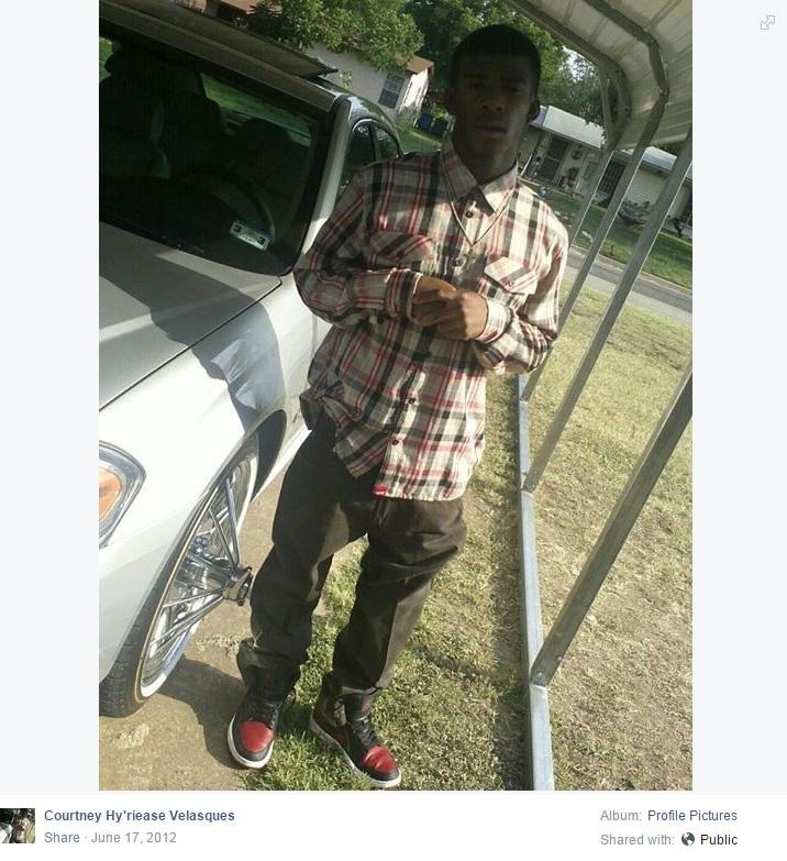 Police San Antonio Teen Killed Pregnant Girlfriend And