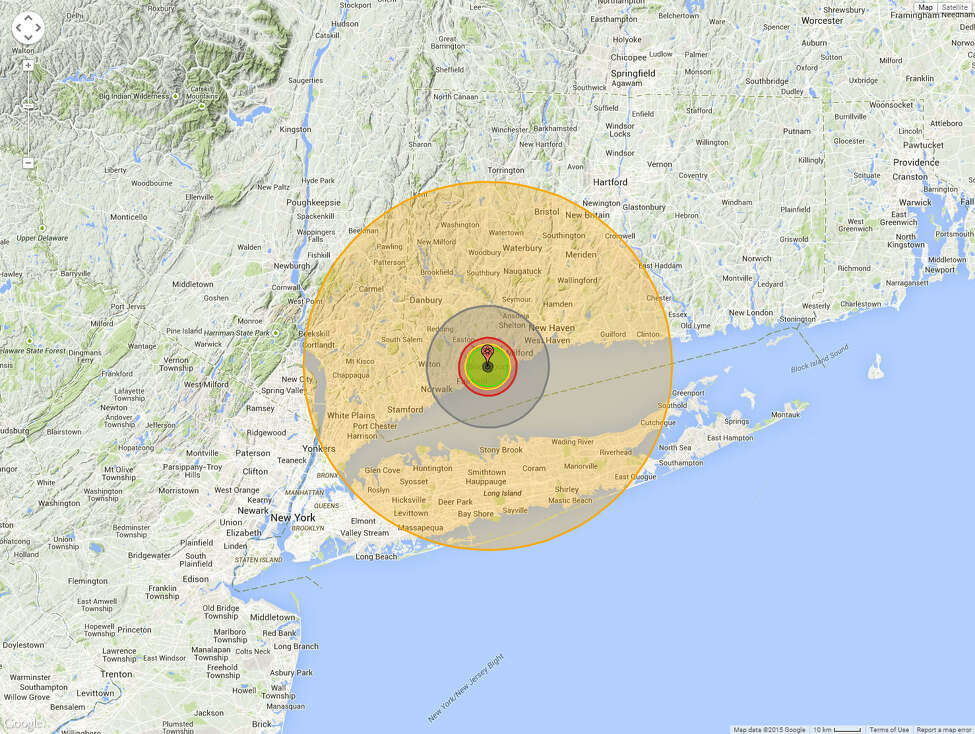 City: Bridgeport, Conn.Casualties: Around 924,470 deaths and 5,028,860 injuries