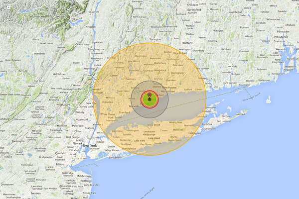 This nuclear-explosion simulator shows where radioactive ... on albany new york map, 50 mile walk, queens new york map, flandreau south dakota on map, new york region map, ny hunting zone map, 50 mile ride, 50 state map, ny lakes map, cranberry lake 5.0. map, indian point 50 mile epz map,