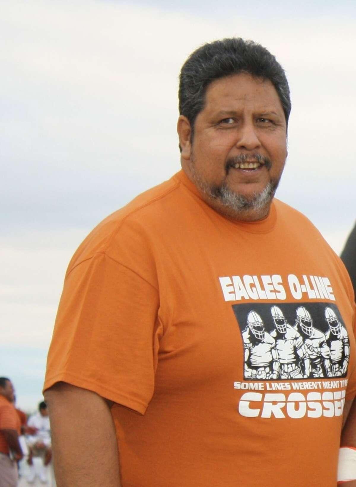 Cesar Iracheta, former Maverick County justice of the peace