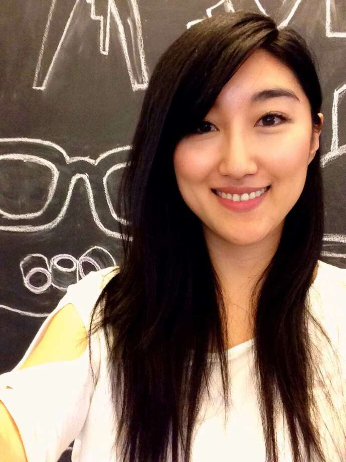 Jess Lee, CEO of online fashion community Polyvore, takes a selfie for the What's On My Phone feature. Photo: Jess Lee / ONLINE_YES
