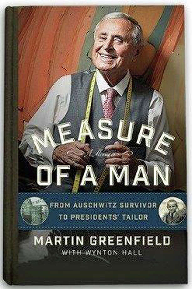 Martin Greenfield, Auschwitz survivor and tailor to presidents, titans of business and Hollywood celebrities will speak about his experiences from 2 to 4 p.m. March 8 at a private home in Greenwich. For information, reservations and directions, RSVP to Alice Schoen at alice.schoen@templesholom.com. Photo: Contributed Photo / Greenwich Time Contributed