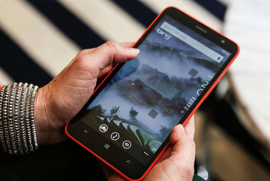 Nokia Lumia 1320 Photo: CNET / ONLINE_YES