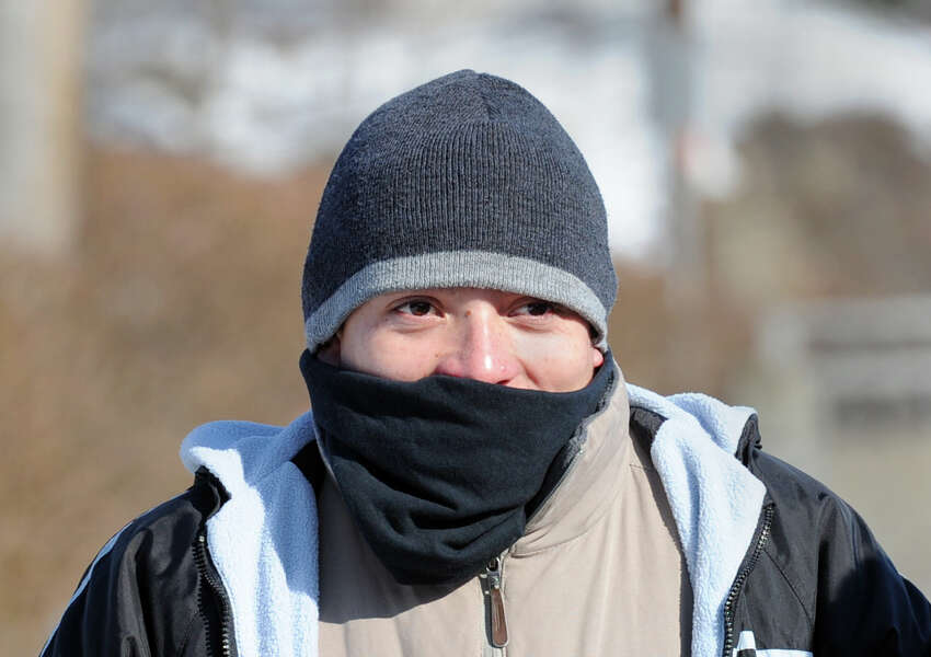 Exposure to cold can cause life-threatening health conditions. Limit your exposure to the cold temperatures by not going outside unless necessary.