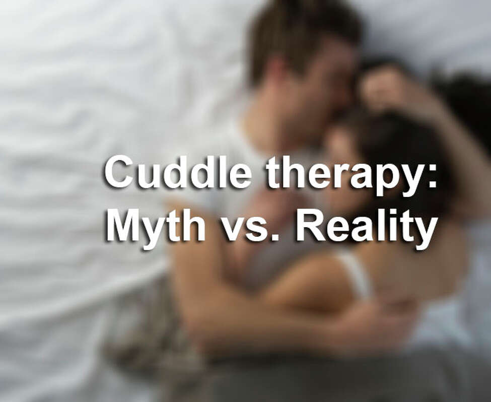 There are many misconceptions surrounding the new field of cuddle therapy. Click through the slideshow to learn about what's true and what's a myth.