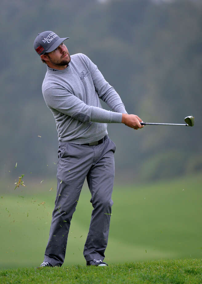 Ryan Moore was in the swing of things in the second round of the Northern Trust Open at Riviera Country Club. Photo: JD Cuban / Getty Images / 2015 Getty Images