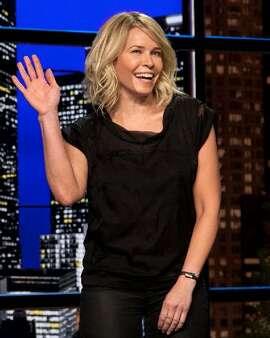 "Chelsea Handler ended her talk show ""Chelsea Lately"" last year."