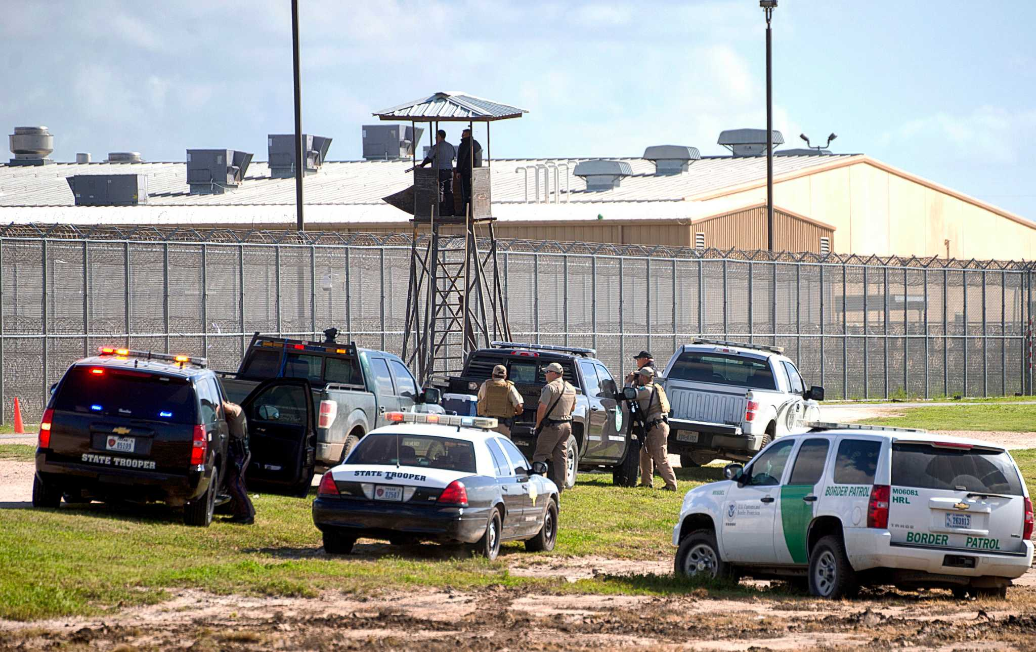 2 000 Inmates Riot At South Texas Prison San Antonio