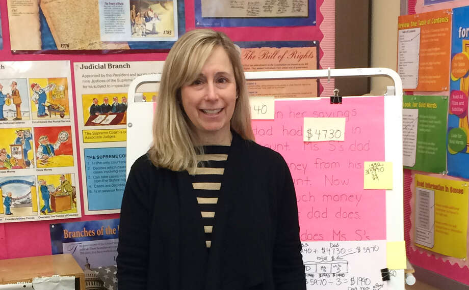 Sheri Lederman, a fourth great teacher in Nassau County, is suing the state Education Department for her poor student growth rating in her teacher evaluation score. (Courtesy of Sheri Lederman)
