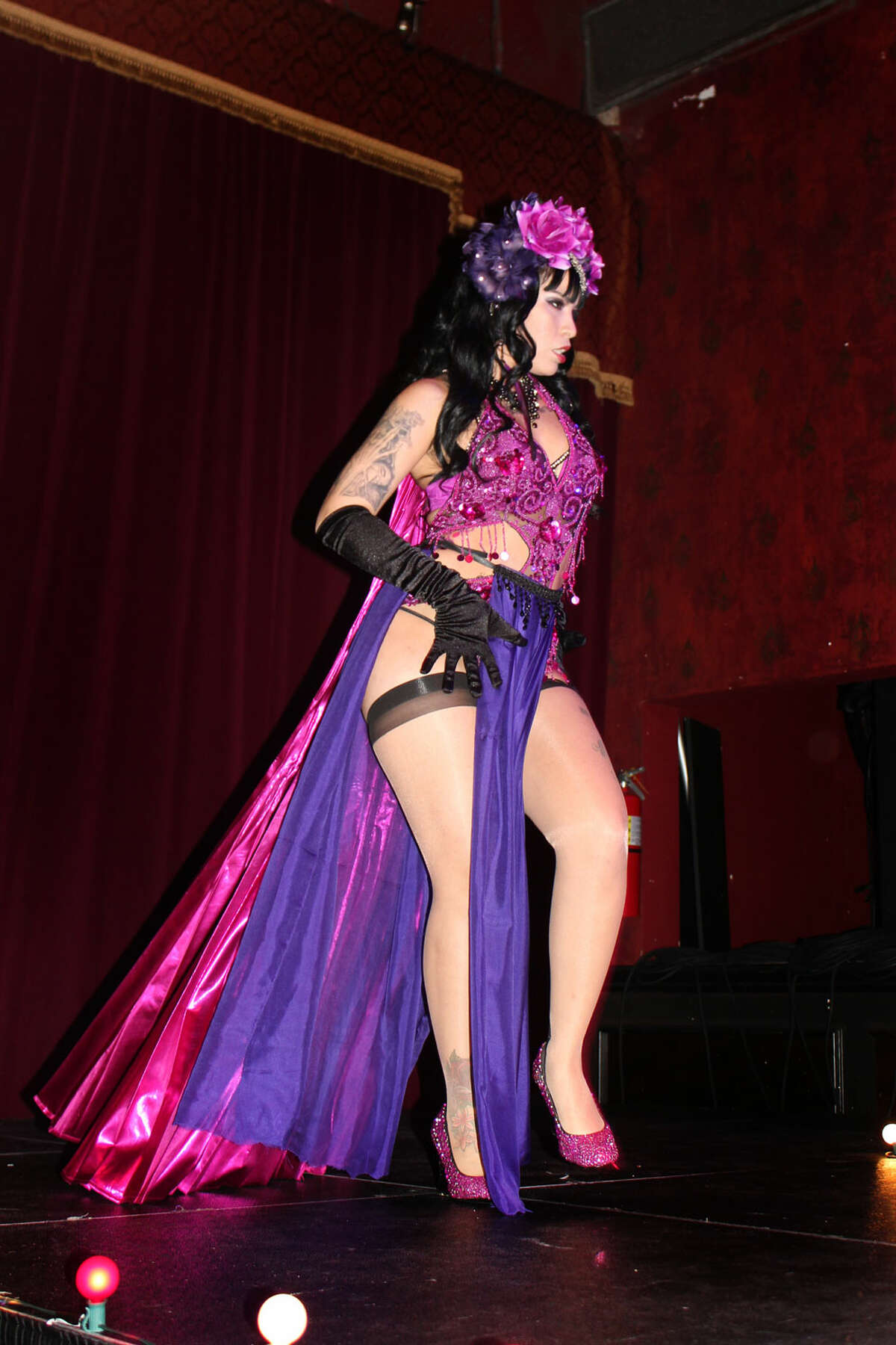 2nd Annual Houston Burlesque Festival at House of Blues
