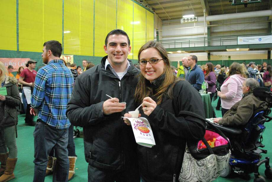 Were you Seen at the 6th Annual timesunion.com/Table Hopping Mac-n-Cheese Bowl at the Marcelle Athletic Complex at Siena College in Loudonville on Saturday, Feb. 21, 2015? The event raises money for the Regional Food Bank of Northeastern New York. Photo: Michelle Checchi